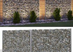 Габионы сварные оцинкованные забор из камней