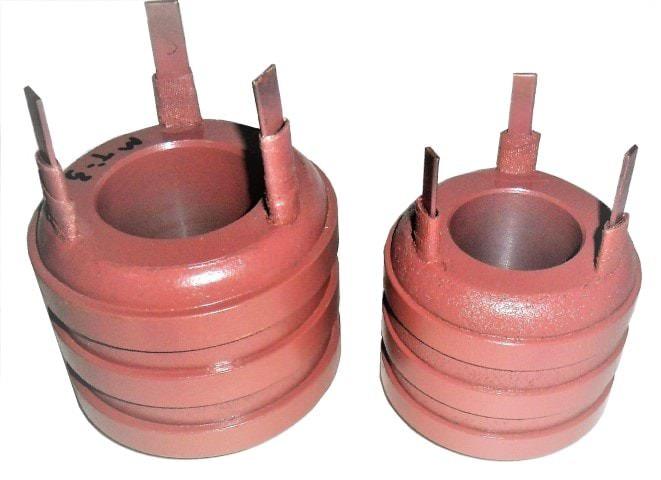 Блок контактных колец МТ 2 Блоки контактных колец