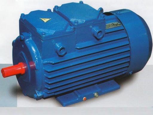 Электродвигатели крановые МТ с фазным ротором
