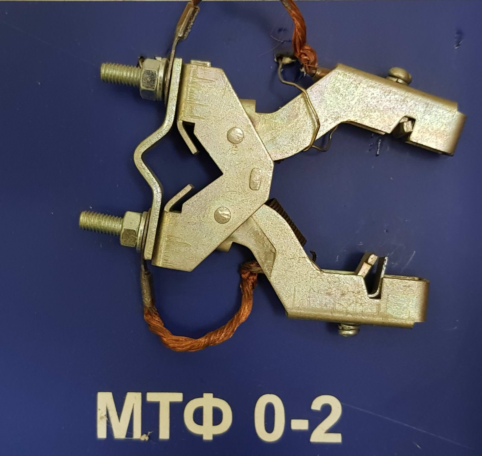 Щеткодержатель MTF (H) 0,1,2 габарит