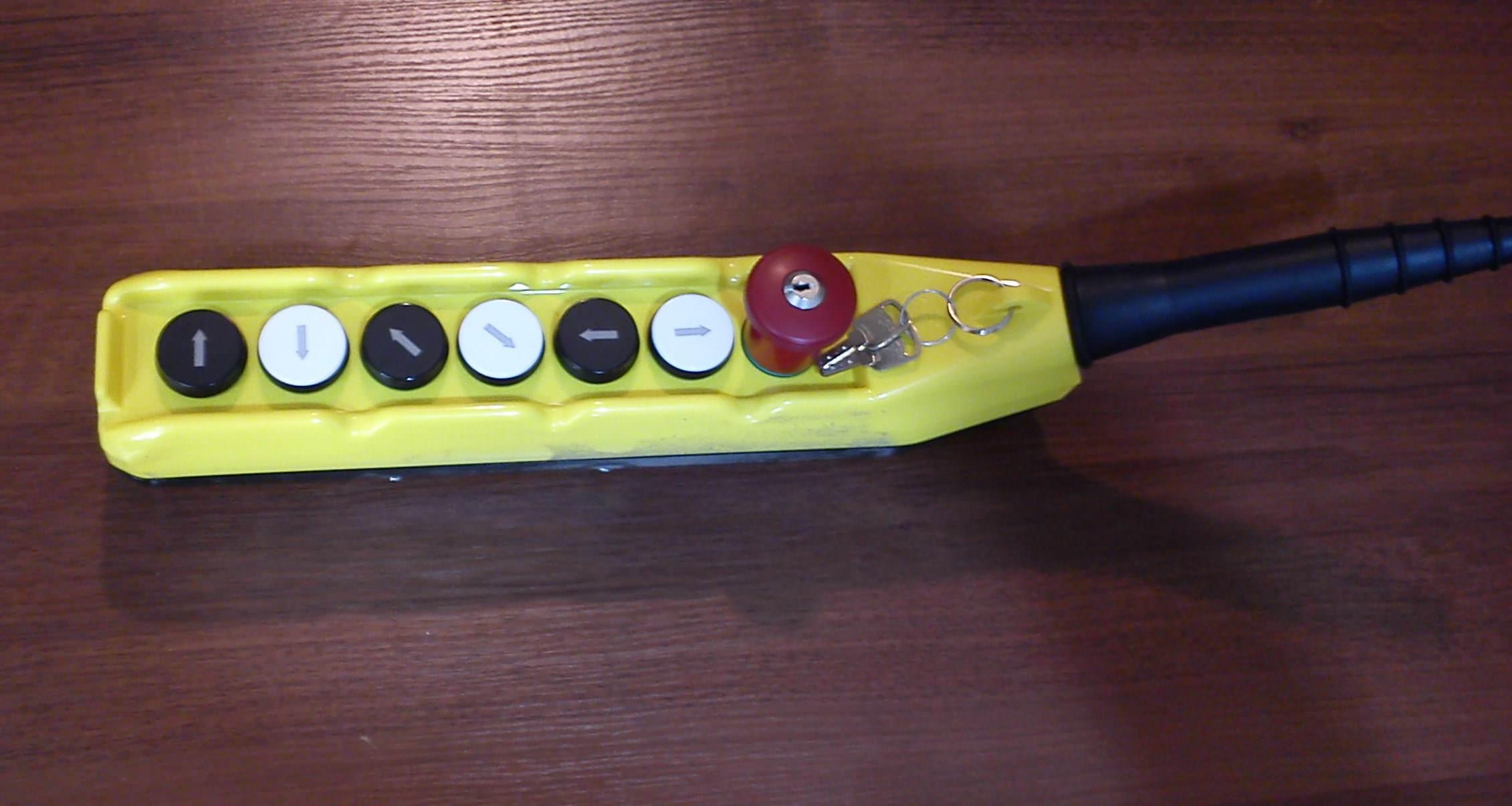 Пульт кнопочный ПКТ 20