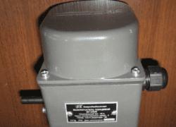 Выключатель управления ВУ-150